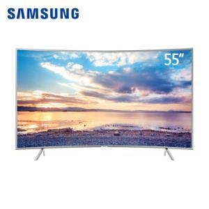 SAMSUNG 三星 UA55NUC30SJXXZ 55英寸 4K 曲面液晶电视3649元