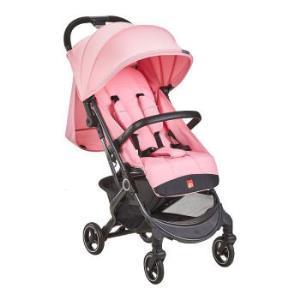 gb好孩子婴儿推车宝宝儿童手推车轻便折叠可坐可躺粉红D658-R207PP