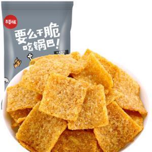Be&Cheery百草味小米锅巴烧烤味80g3.68元