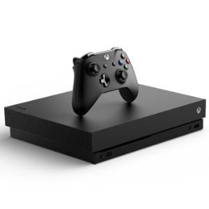 Microsoft 微软 Xbox One X 1TB 家用游戏主机 Project Scorpio天蝎座普通版 3669元