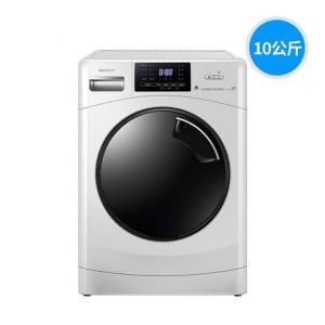 Ronshen容声RG100D1222ABW10公斤滚筒洗衣机1699元