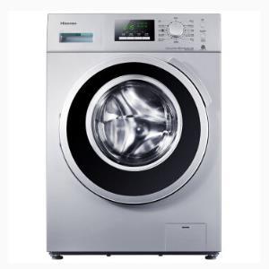 Hisense海信XQG100-S1228F10公斤变频滚筒洗衣机 1799元