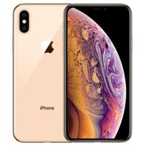 Apple苹果iPhoneXs智能手机64GB金色 7099元