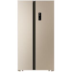 Meiling 美菱 BCD-650WPCX 对开门冰箱 650升 3299元