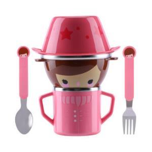 蔓葆(mambobaby)儿童餐具套装 *6件 317.12元(合52.85元/件)