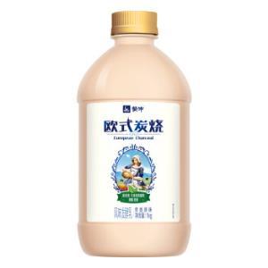 MENGNIU蒙牛欧式炭烧风味发酵乳1kg