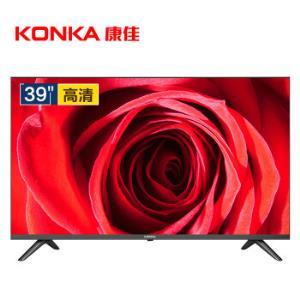 KONKA 康佳 LED39E330C 液晶电视 39英寸 949元(需用券)
