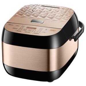 Midea美的MB-FB50EASY201聚能厚釜智能电饭煲5L 329元