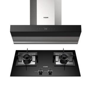 VIOMI 云米 CXW-260-VK701+JZT-VG301 智能联动烟灶套装 2499元