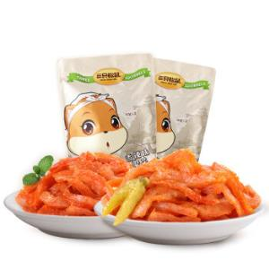 ThreeSquirrels三只松鼠魔芋丝香辣味220g*10件 99元(合9.9元/件)