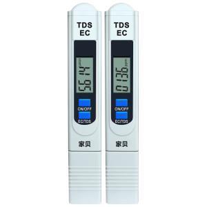 家贝 TDS/EC二合一水质检测笔  赠皮套+电池38元包邮
