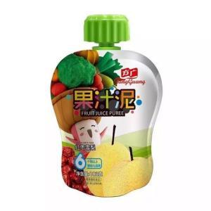 方广 宝宝营养辅食 果汁泥103g(6个月以上适用) 2.99元