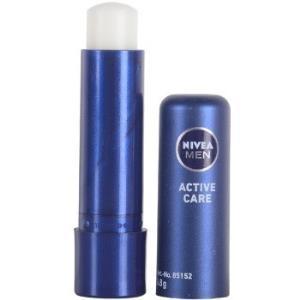 NIVEA妮维雅润唇膏男士专用无香型4.8g*3件 37.35元(合12.45元/件)