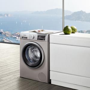 SIEMENS 西门子 XQG100-WM12P2692W 滚筒洗衣机 3999元