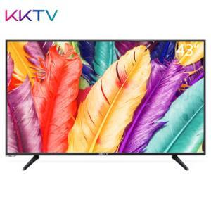 KKTVK43J43英寸液晶电视999元