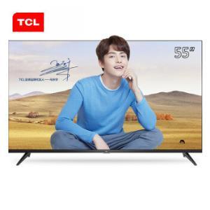 TCL55L255英寸4K液晶电视 1669元