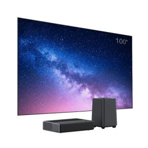 峰米 WEMAX ONE 激光电视 低音炮+抗光屏套装 13999元