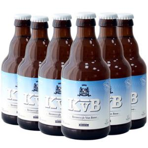 Keizerrijk布雷帝国白啤酒精酿啤酒330ml6瓶*3件 117元(合39元/件)