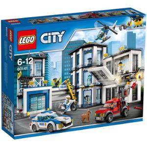LEGO乐高城市系列60141警察总局 491.24元