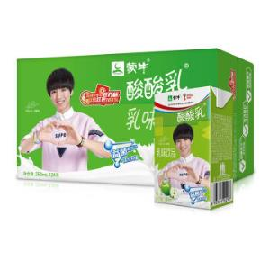 蒙牛 酸酸乳 原味牛奶饮品 250ml*24 礼盒装 *3件 81.15元(合27.05元/件)