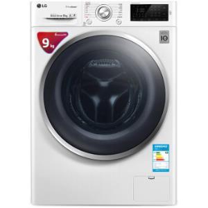 LG WD-VH451D0S 9公斤 滚筒洗衣机 3299元