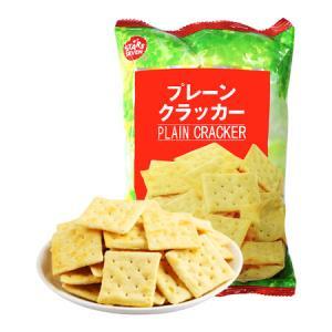 日本进口 星七 STARS SEVEN 原味 苏打饼干 休闲食品自营 早餐下午茶 办公室零食小吃 100g/袋 9.9元