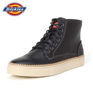 Dickies 161XG12AP02 男士高帮鞋男韩版潮流真皮鞋子高帮皮鞋男休闲鞋 *2件353元(合176.5元/件)