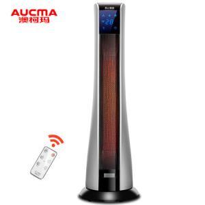 澳柯玛(AUCMA)京东微联APP控制WiFi遥控定时触屏立塔式家用电暖风机取暖器/电暖器/电暖气NF22M631(Y)299元