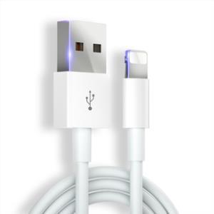 iPhone6数据线苹果6s充电线器5s手机7Plus加长5快充se单头8X短iphonex冲电P平板电脑适用ipad古尚古XS Max 券后14元