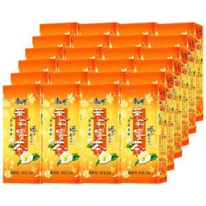 康师傅 茉莉蜜茶 250ml*24盒 *2件43.2元(合21.6元/件)
