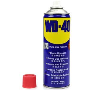 WD-40 金属除锈润滑剂 400ml *4件 98元(合24.5元/件)
