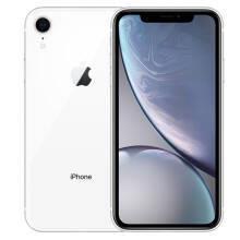 25日20点:Apple iPhone XR  64GB 白色 移动联通电信4G手机 双卡双待5555元