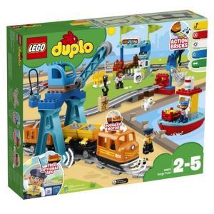 LEGO乐高Duplo得宝系列10875智能货运火车 856元