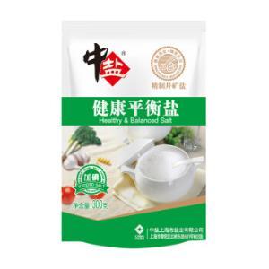 中盐食用盐健康平衡盐300g*59件 141.1元(合2.39元/件)