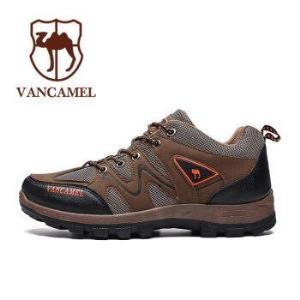 西域骆驼新品定制户外休闲鞋男运动鞋登山徒步鞋 2129棕色 4288元