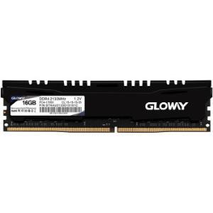 光威(Gloway)悍将DDR416G2133台式机内存条*2件 718元(合359元/件)