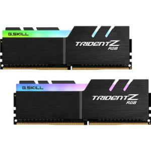 G.SKILL芝奇TridentZRGB幻光戟16GB(8GB×2)DDR43200频率台式机内存条*2件 749元(合374.5元/件)