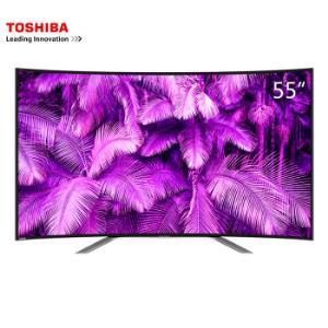 TOSHIBA东芝55U8600C55英寸4K液晶电视2999元包邮