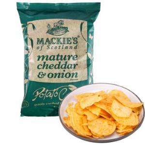 MACKIE'S哈得斯薯片切达奶酪洋葱味40g*29件100.1元(合3.45元/件)