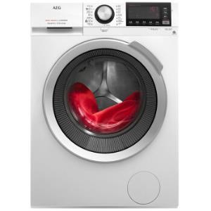 AEG5系全自动滚筒洗衣机8公斤家用智能变频超薄1400转护色节能静音高温除菌羊毛洗L5FEG8412W 4680元
