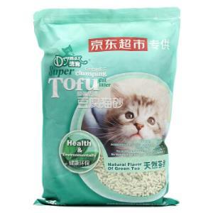 洁客(Drymax)植物环保结团豆腐砂1.4kg *15件108.5元(合7.23元/件)