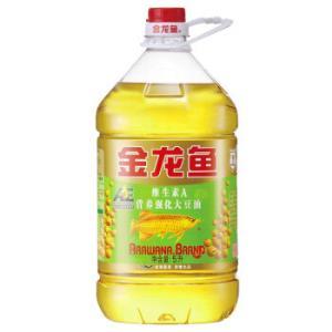 金龙鱼 食用油 AE一级大豆油5L 39.7元
