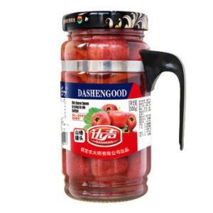 达声水杯款山楂罐头550g/罐*2件 16.84元(合8.42元/件)