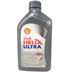 Shell壳牌HelixUltra超凡灰喜力5W-30灰壳A3/B4SL全合成机油1L*13件 456.79元(合35.14元/件)