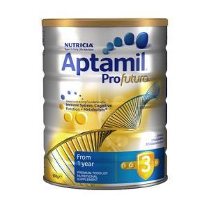Aptamil 爱他美 白金版 幼儿配方奶粉 900g 3段 180.02元