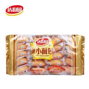 达利园 法式小面包香奶味 400g8 7.60元