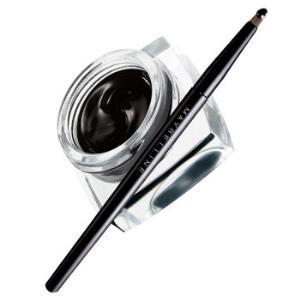 美宝莲(MAYBELLINE)睛采造型持久魅影眼线膏黑色2.5g *4件