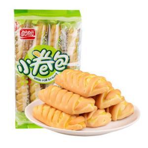 盼盼小卷包早餐点心面包凤梨味200g(内装8枚)*28件    155.2元(合5.54元/件)