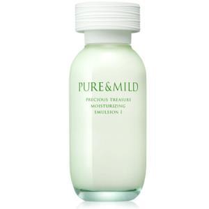 PURE&MILD泊美鲜纯珍萃保湿乳液水润型120ml82元