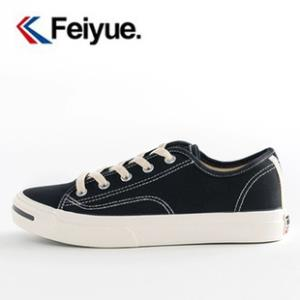 feiyue/飞跃鞋阿美咔叽复古风低帮帆布鞋男鞋女鞋休闲鞋板鞋 券后83元